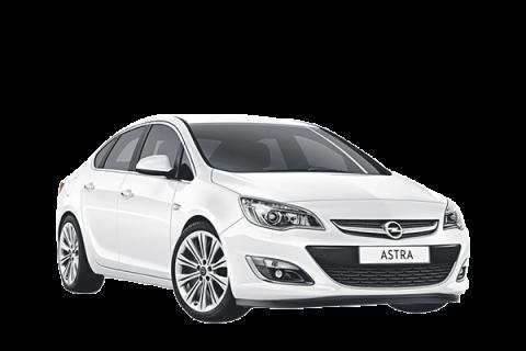 Opel Astra or Similar