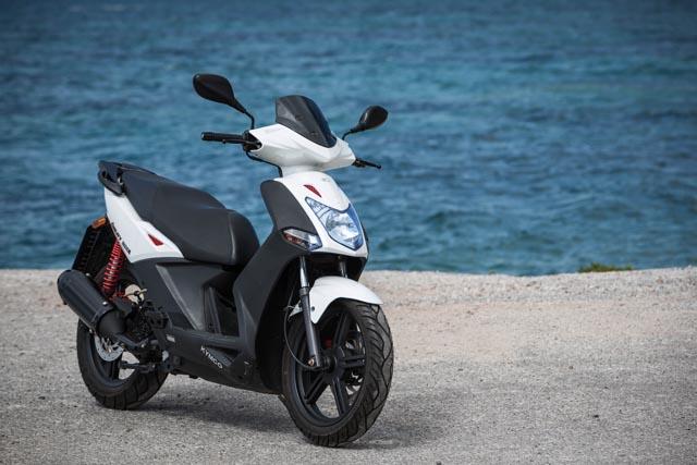 Kymco Agility 125cc or Similar