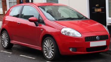 Fiat Grande Pundo or Similar