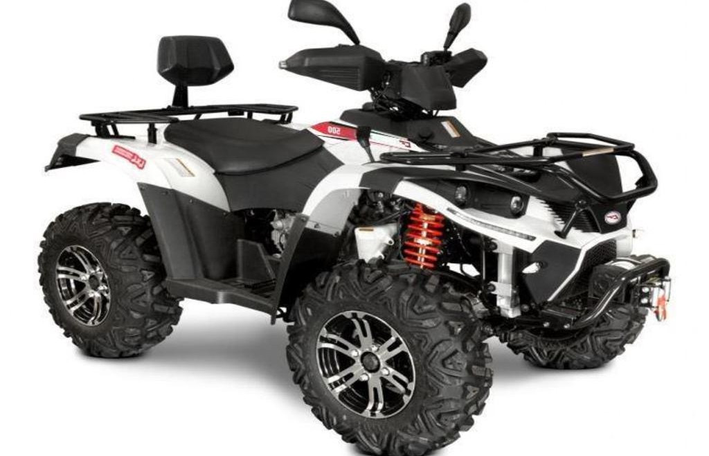 Kymco ATV 500cc or Similar