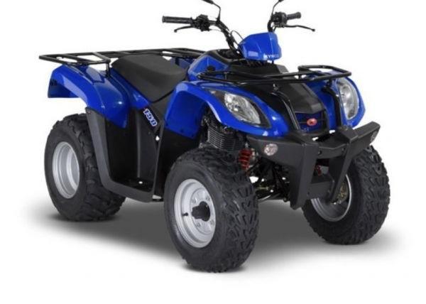 Kymco ATV 150cc or Similar