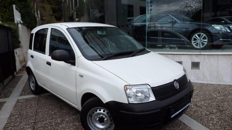 Fiat Panda Van or Similar